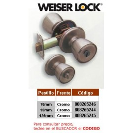 POMO WEISER 531/70MM LATON
