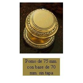 POMO PUERTA 1015/1 LATON